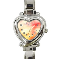 Background Abstract Texture Pattern Heart Italian Charm Watch