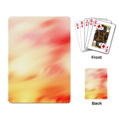 Background Abstract Texture Pattern Playing Card