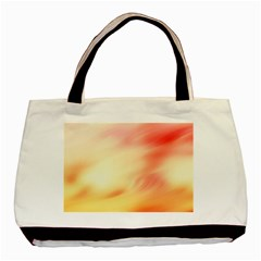 Background Abstract Texture Pattern Basic Tote Bag (Two Sides)