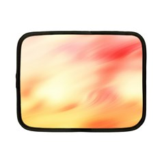 Background Abstract Texture Pattern Netbook Case (Small)