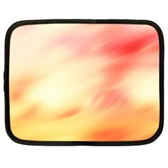 Background Abstract Texture Pattern Netbook Case (large)