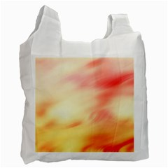 Background Abstract Texture Pattern Recycle Bag (Two Side)
