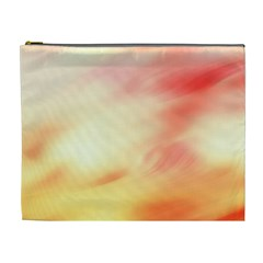 Background Abstract Texture Pattern Cosmetic Bag (XL)