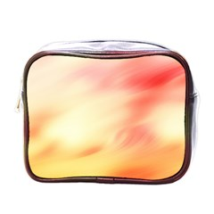 Background Abstract Texture Pattern Mini Toiletries Bags