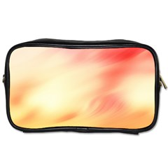 Background Abstract Texture Pattern Toiletries Bags 2-Side
