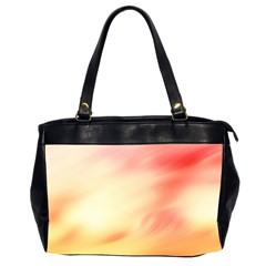 Background Abstract Texture Pattern Office Handbags (2 Sides)