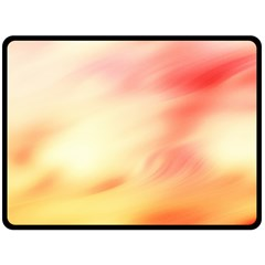 Background Abstract Texture Pattern Fleece Blanket (large)