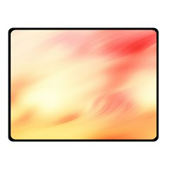 Background Abstract Texture Pattern Fleece Blanket (small)