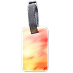 Background Abstract Texture Pattern Luggage Tags (two Sides)