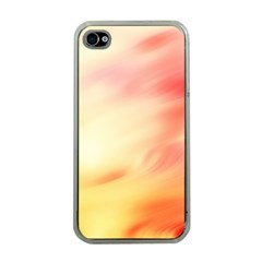 Background Abstract Texture Pattern Apple iPhone 4 Case (Clear)