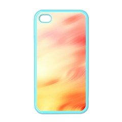 Background Abstract Texture Pattern Apple iPhone 4 Case (Color)