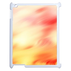 Background Abstract Texture Pattern Apple Ipad 2 Case (white)