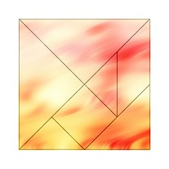 Background Abstract Texture Pattern Acrylic Tangram Puzzle (6  X 6 )