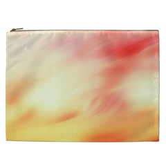 Background Abstract Texture Pattern Cosmetic Bag (XXL)