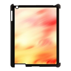 Background Abstract Texture Pattern Apple Ipad 3/4 Case (black)
