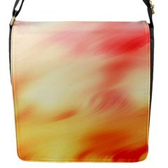 Background Abstract Texture Pattern Flap Messenger Bag (s)
