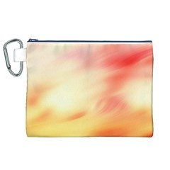 Background Abstract Texture Pattern Canvas Cosmetic Bag (XL)