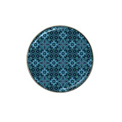Abstract Pattern Design Texture Hat Clip Ball Marker