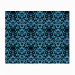 Abstract Pattern Design Texture Small Glasses Cloth