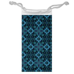 Abstract Pattern Design Texture Jewelry Bag