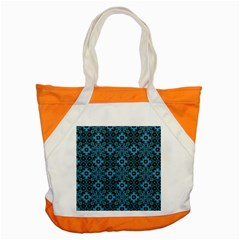 Abstract Pattern Design Texture Accent Tote Bag