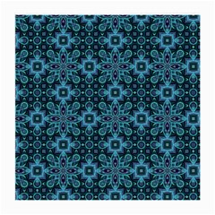 Abstract Pattern Design Texture Medium Glasses Cloth (2 Side)
