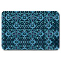 Abstract Pattern Design Texture Large Doormat