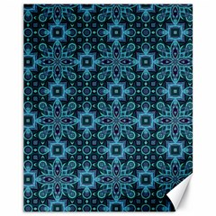 Abstract Pattern Design Texture Canvas 11  X 14