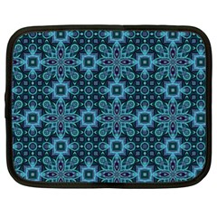 Abstract Pattern Design Texture Netbook Case (XL)