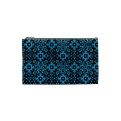 Abstract Pattern Design Texture Cosmetic Bag (Small)
