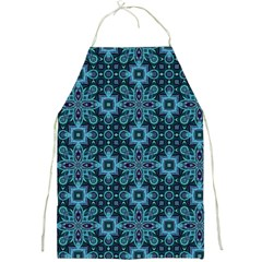 Abstract Pattern Design Texture Full Print Aprons