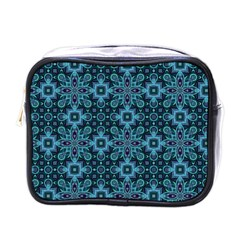 Abstract Pattern Design Texture Mini Toiletries Bags