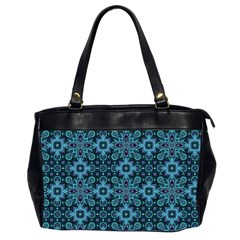Abstract Pattern Design Texture Office Handbags (2 Sides)