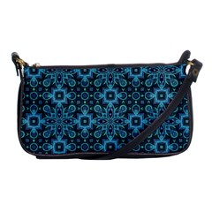 Abstract Pattern Design Texture Shoulder Clutch Bags