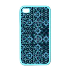 Abstract Pattern Design Texture Apple iPhone 4 Case (Color)