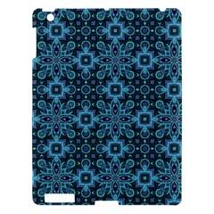 Abstract Pattern Design Texture Apple iPad 3/4 Hardshell Case