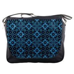Abstract Pattern Design Texture Messenger Bags