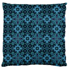 Abstract Pattern Design Texture Large Cushion Case (Two Sides)