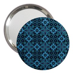 Abstract Pattern Design Texture 3  Handbag Mirrors