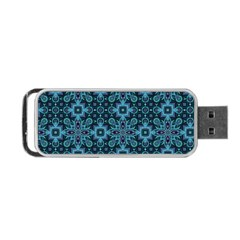 Abstract Pattern Design Texture Portable Usb Flash (two Sides)