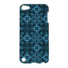 Abstract Pattern Design Texture Apple iPod Touch 5 Hardshell Case