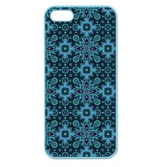 Abstract Pattern Design Texture Apple Seamless iPhone 5 Case (Color)