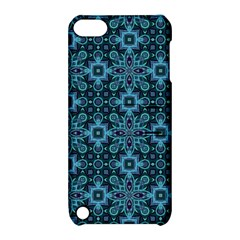 Abstract Pattern Design Texture Apple Ipod Touch 5 Hardshell Case With Stand