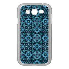 Abstract Pattern Design Texture Samsung Galaxy Grand Duos I9082 Case (white)