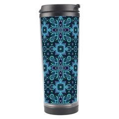 Abstract Pattern Design Texture Travel Tumbler