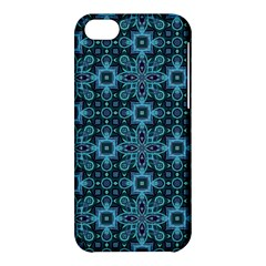 Abstract Pattern Design Texture Apple iPhone 5C Hardshell Case