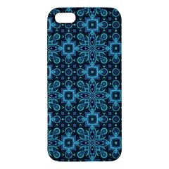 Abstract Pattern Design Texture iPhone 5S/ SE Premium Hardshell Case