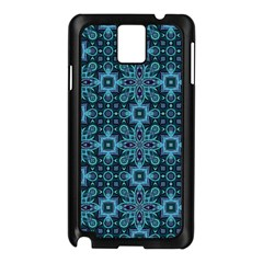 Abstract Pattern Design Texture Samsung Galaxy Note 3 N9005 Case (black)