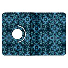 Abstract Pattern Design Texture Kindle Fire Hdx Flip 360 Case