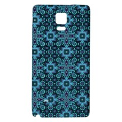 Abstract Pattern Design Texture Galaxy Note 4 Back Case